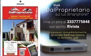 Invia un sms al 3337775848 e scarica il Magazine DalProprietario Pisa